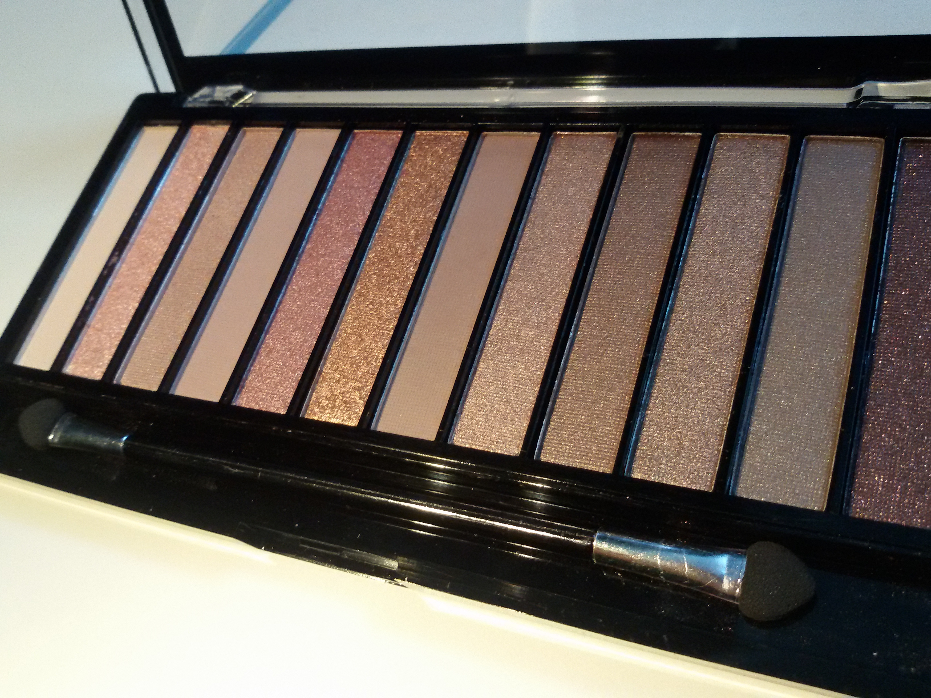 Makeup revolution iconic 3 review